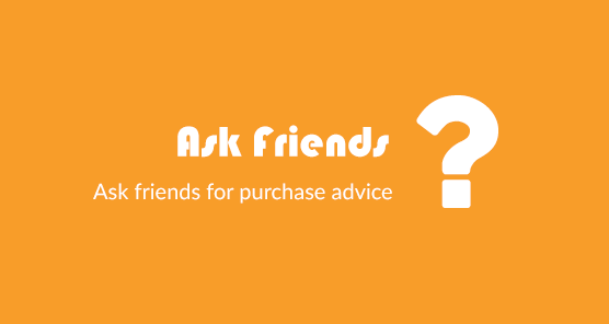 Ask Friends app for Shopify